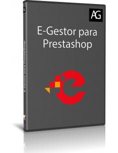 E-Gestor para PrestaShop