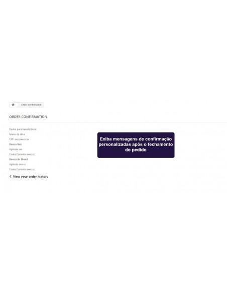 Module Custom Payment Modes for PrestaShop