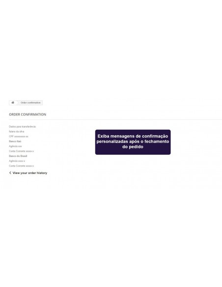 Módulo para Cadastro de Formas de Pagamento Personalizadas para PrestaShop